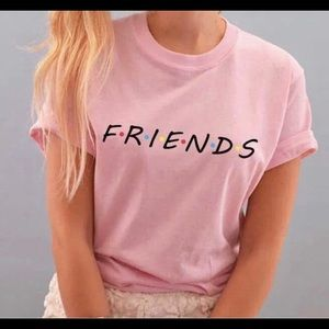 EUC Friends graphic t-shirt